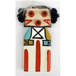 Hopi Cradleboard Kachina Doll