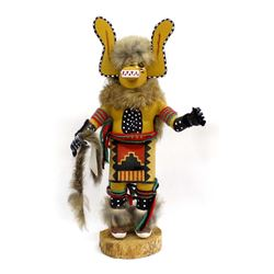 Native American Navajo Fox Kachina