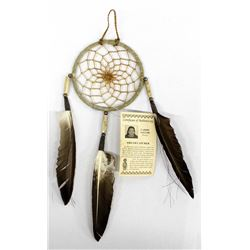 Native American Navajo Dreamcatcher by C. Taylor