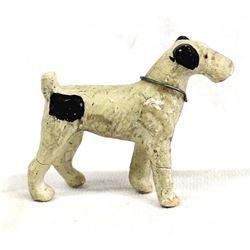 Antique West German Fox Terrier Figurine