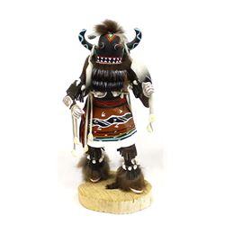 Navajo Whipper Kachina by Laverne Sloan