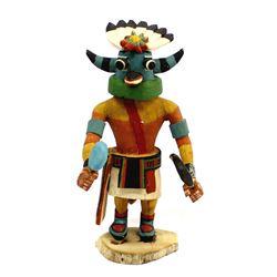 Hopi Kachina by Melford Adams