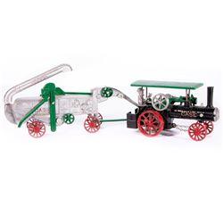 Two farm toys.