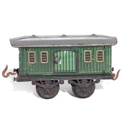 KBN O Gauge baggage car