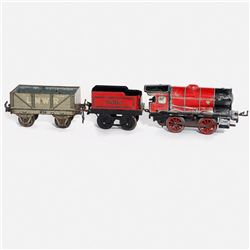 Hornby O Gauge mixed lot