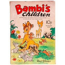Bambi's Children, 1943