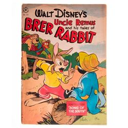 Two Brer Rabbit Comics