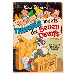 Thumper meets the Seven Dwarfs, 1942