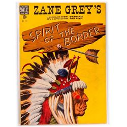 Zane Grey's, Spirit of the Border
