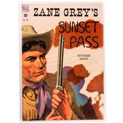 Four Zane Grey's Comics