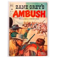 Zane Grey's, Ambush