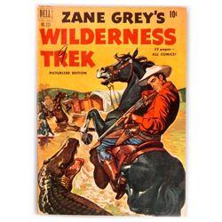 Four Zane Grey's Comics