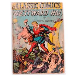 Six Classic Comics/Classics Illustrated