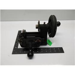 Vintage Hand Crank Key Machine