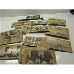 50 Stereoscopic Cards