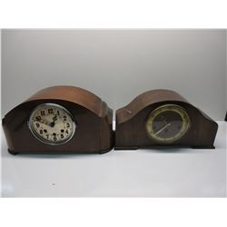 2 Mantle Clocks both need TLC