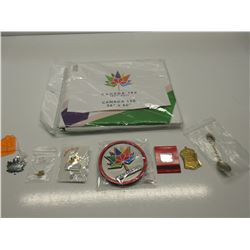 Canada Centenial and 150 Collectables