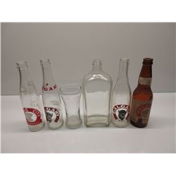 Collectible Glass & Bottles