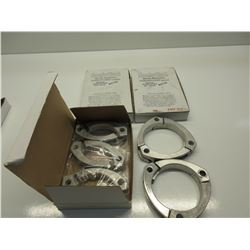 4 boxes of HeaderHush Power Flanges