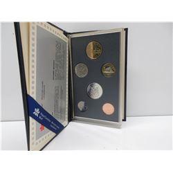 1993 Royal Canadian Mint Specimen Set