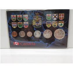 1965 Canada Coin Set Paris Ontario