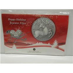 20 Dollars 2012 Happy Holidays Coin
