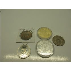 Lot of Misc. Tokens