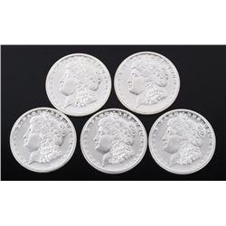 Morgan Dollar .999 Fine Silver Round Collection