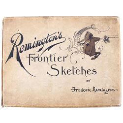 Remington's Frontier Sketches 1898