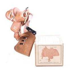 Butte Montana Mini Gift Saddle & Chaps