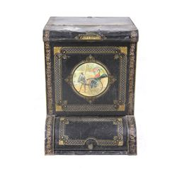 1880s Painted Tin General Store Dispenser