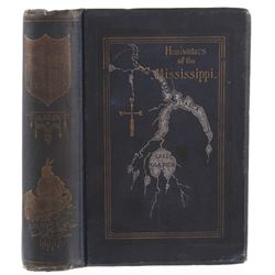 Headwaters of the Mississippi By Glazier 1st Ed.