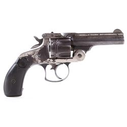 Smith & Wesson 2nd Model .38 S&W Revolver Pre-1898