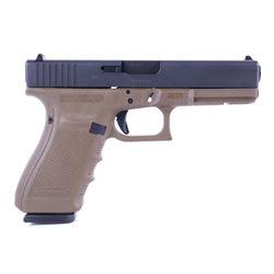 Glock Model 21 Gen 4 .45 Flat Dark Earth Pistol