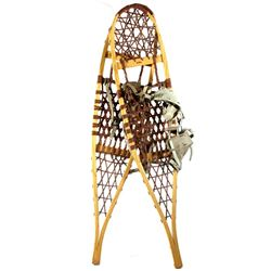 Tubbs Leather Woven Snowshoes