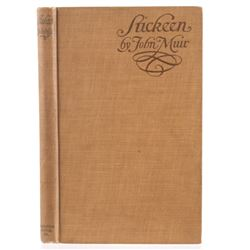 Stickeen by John Muir Rare Hardcover c. 1915