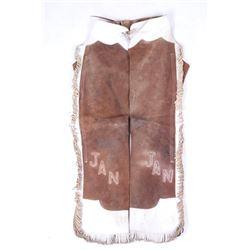 Montana Cowboy Leather Chaps