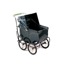 1917 The Lloyd MFG Co Authentic Baby Buggy