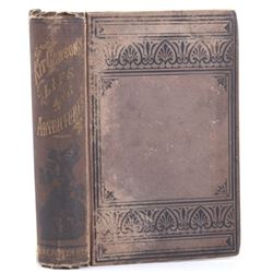The Life of Kit Carson By Charles Burdett c. 1869