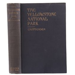 The Yellowstone National Park By Hiram Chittenden