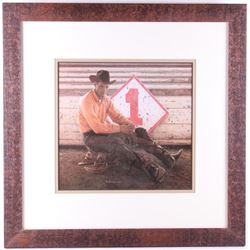 James Bama Limited Edition Framed Lithograph