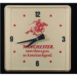 Winchester American Electric Wall Clock
