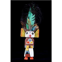 1960s Hopi Indian Cottonwood Kachina