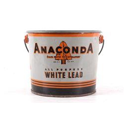 Anaconda All Purpose White Lead Mining Bucket
