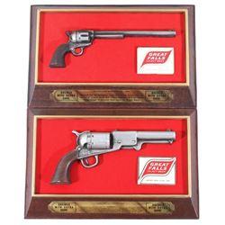 Great Falls Select Beer Gun Advertising Signs