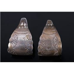 Taxco Mexico Sterling Silver Earrings