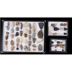 Native American Pre-Historic Artifact Collection