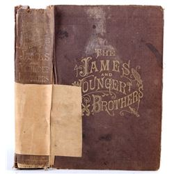 The James and the Younger Brothers; 1881