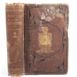 Catechism of the Locomotive by M. N. Forney c 1879