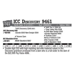 Lot - 34A - ICC Discovery 9461